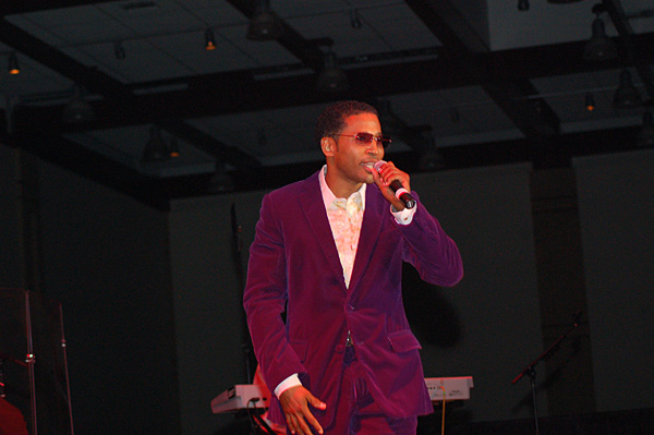 Live Photos - Kevon Edmonds